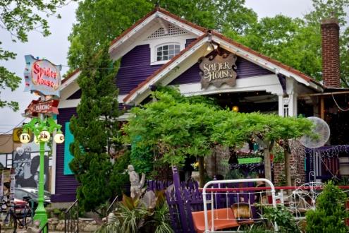 Spider House 2908 Fruth Street Austin, TX 78705
