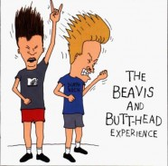 """Beavis and Butthead"" Drinking Game"